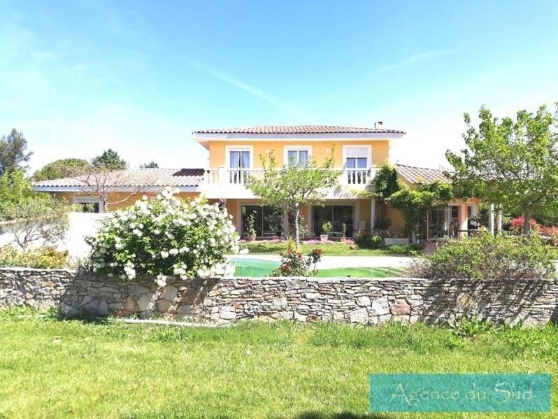 Vente de prestige maison / villa Trets 787500€ - Photo 1