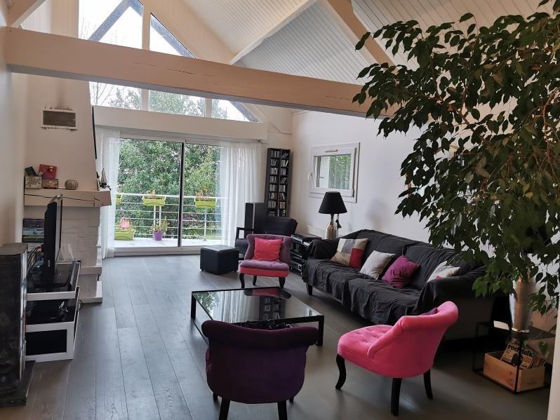 Sale house / villa Pontoise 462000€ - Picture 2