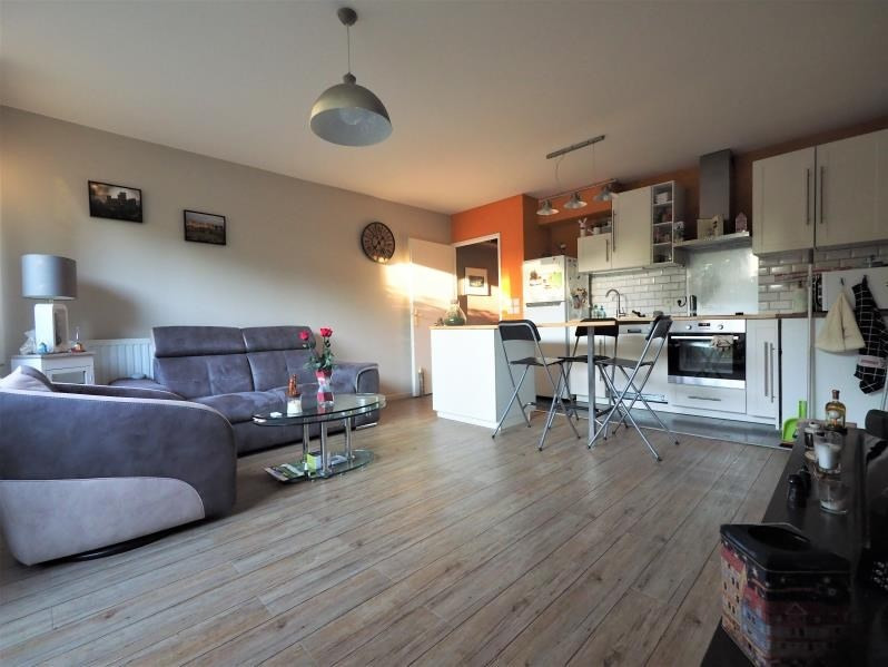 Sale apartment Bois d'arcy 225 750€ - Picture 2