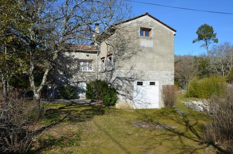 Sale house / villa Ruoms 296800€ - Picture 1
