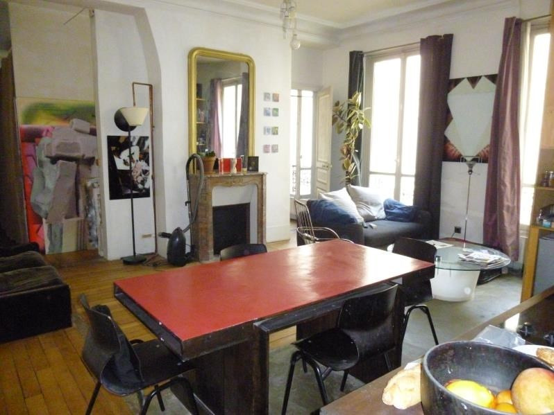 Vente appartement Paris 3ème 735000€ - Photo 3
