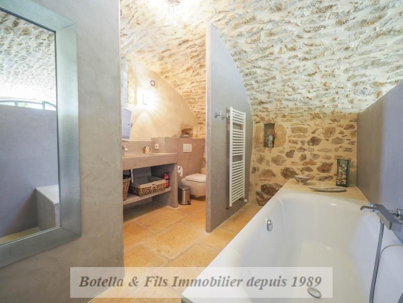 Verkoop van prestige  huis Uzes 1395000€ - Foto 11