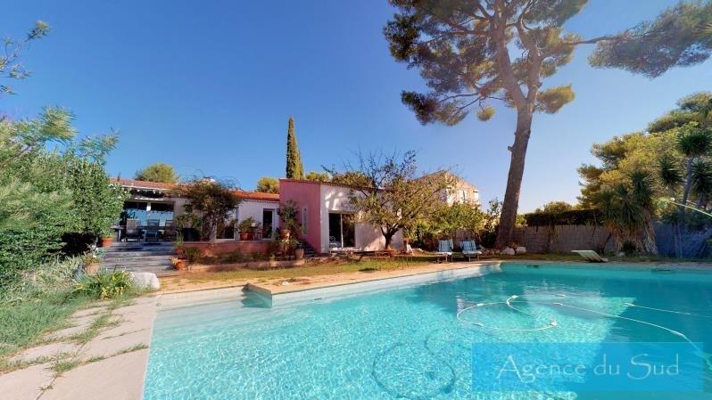 Vente de prestige maison / villa Cassis 780000€ - Photo 1