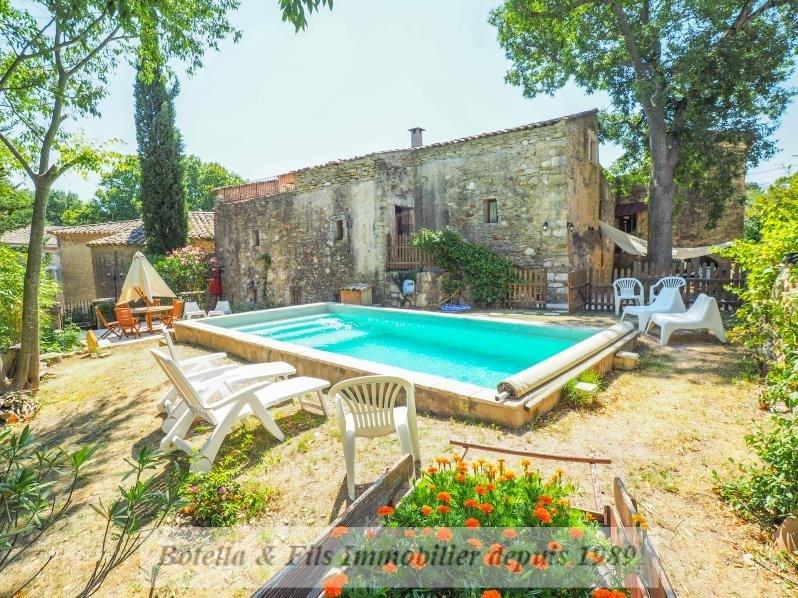 Verkoop van prestige  huis Uzes 810000€ - Foto 4