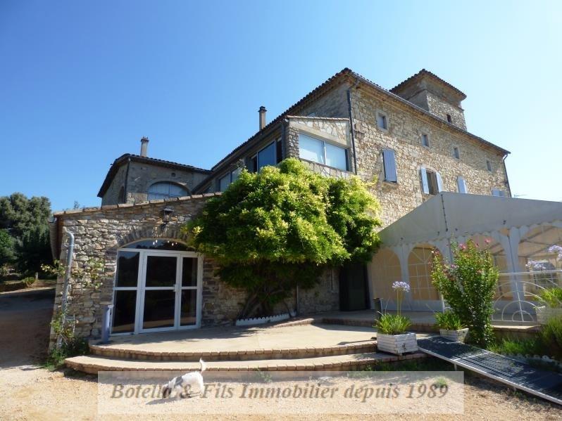 Verkoop van prestige  huis Uzes 2940000€ - Foto 3