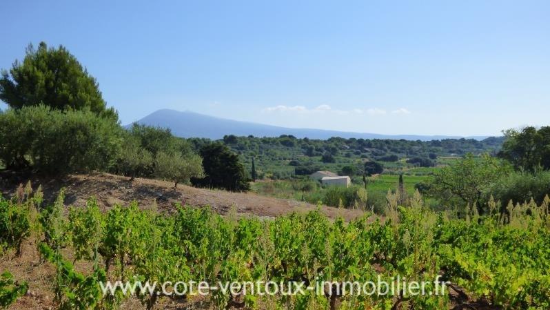 Vente terrain Beaumes de venise 192000€ - Photo 1