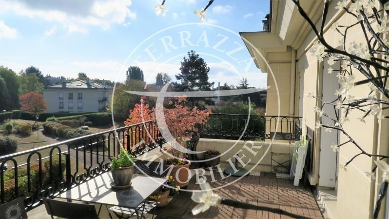 Sale apartment Bailly 537 000€ - Picture 3