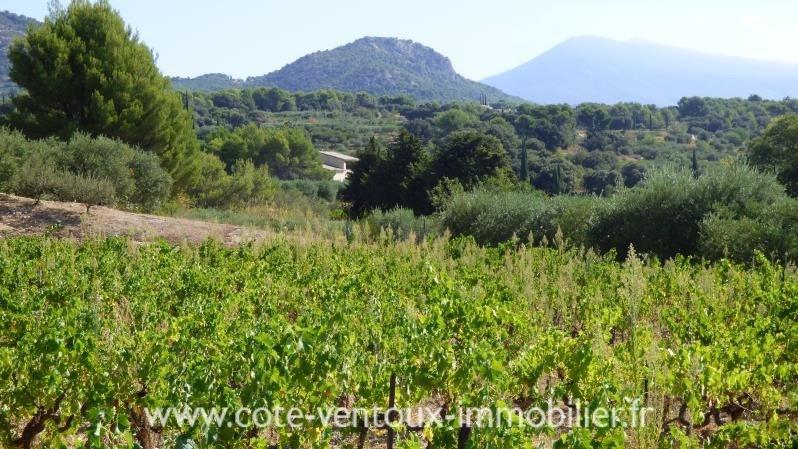 Vente terrain Beaumes de venise 192000€ - Photo 3