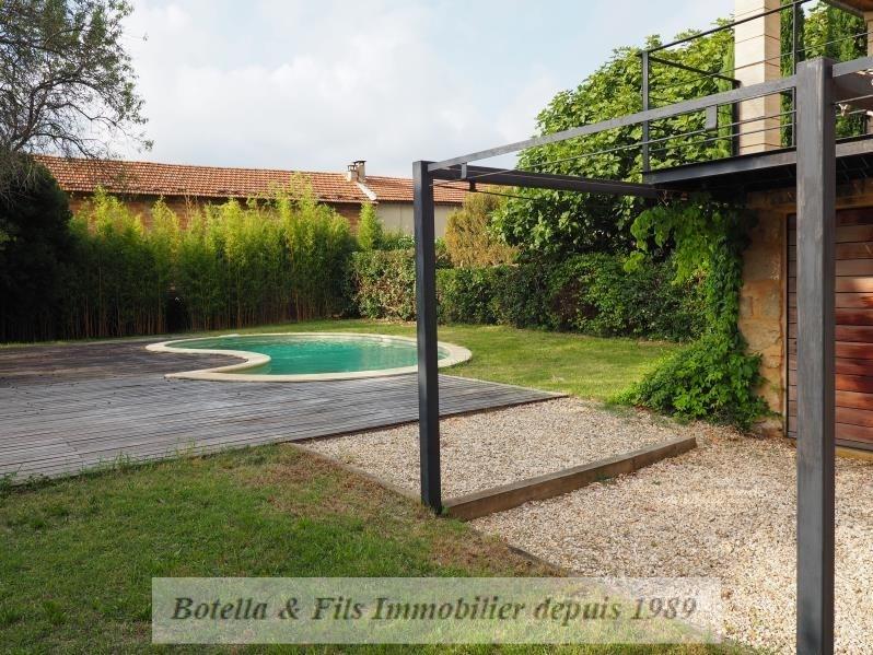 Verkoop  huis Uzes 450000€ - Foto 10