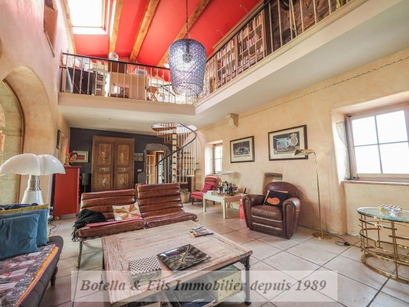 Immobile residenziali di prestigio casa Barjac 446000€ - Fotografia 6