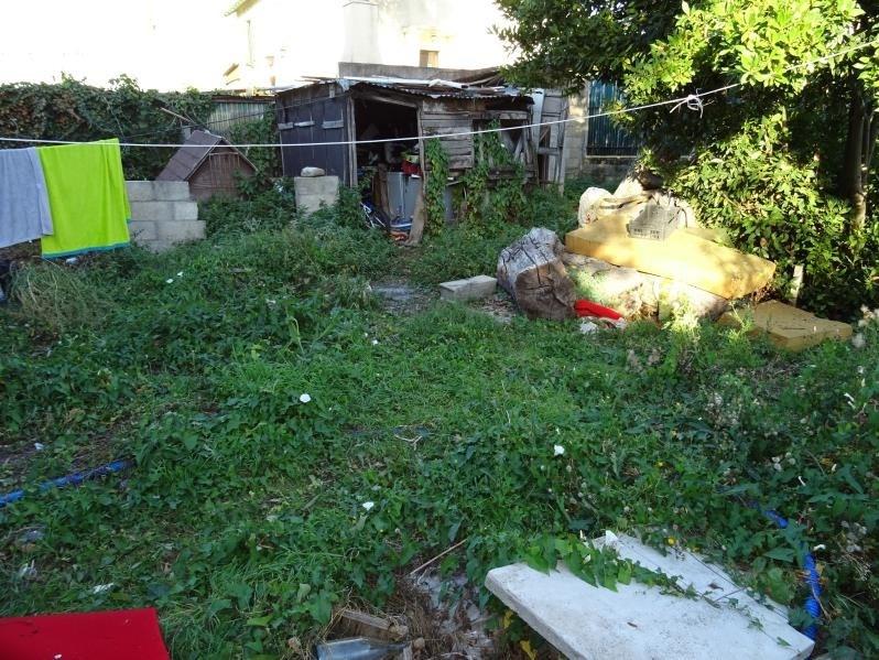 Vente terrain Garges les gonesse 195000€ - Photo 1