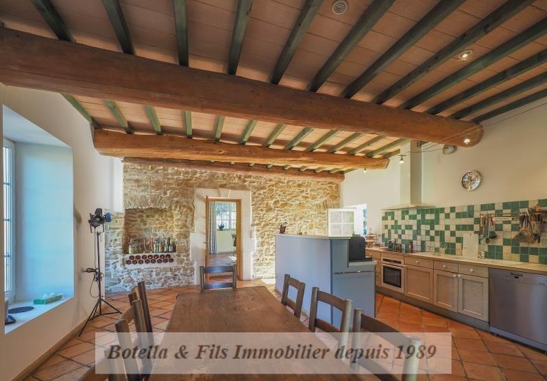 Vente de prestige maison / villa Uzes 795000€ - Photo 6