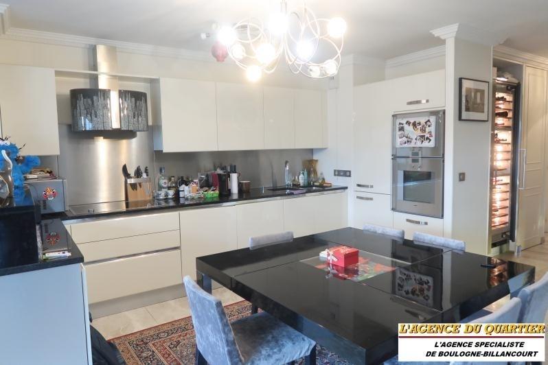 Locação apartamento Boulogne billancourt 3200€ CC - Fotografia 3
