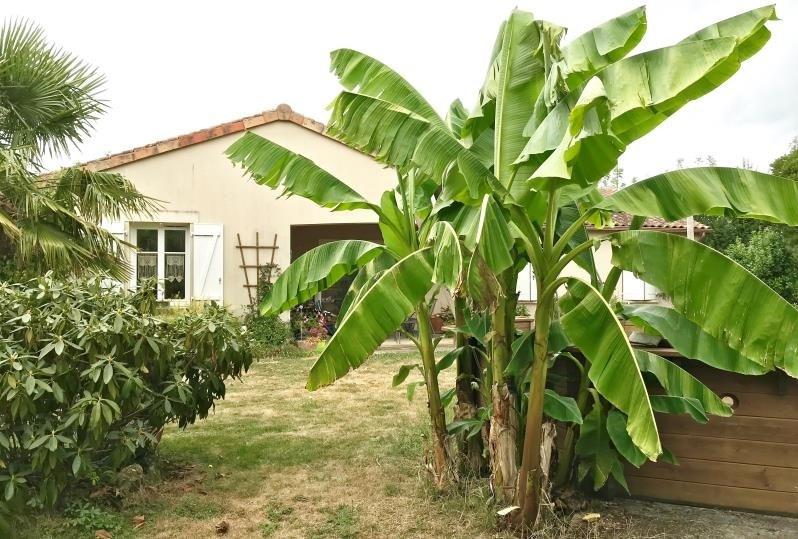 Vente maison / villa Bignoux 222000€ - Photo 1