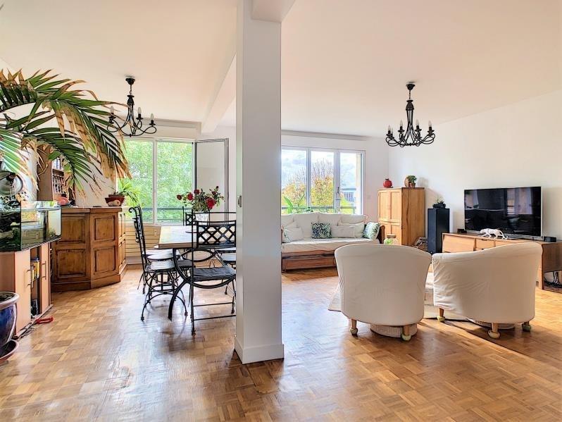 Vente de prestige appartement St cloud 779000€ - Photo 2