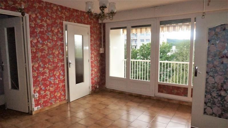 Vendita appartamento Pont eveque 75000€ - Fotografia 4