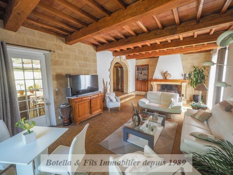 Verkoop van prestige  huis Uzes 899000€ - Foto 3