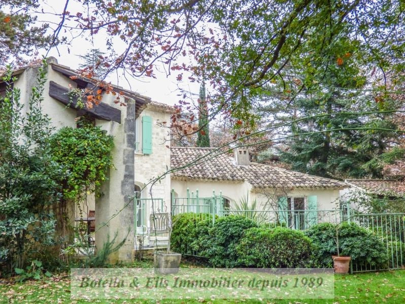 Vente de prestige maison / villa Uzes 599000€ - Photo 12