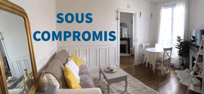Sale apartment Clichy 200 000€ - Picture 1