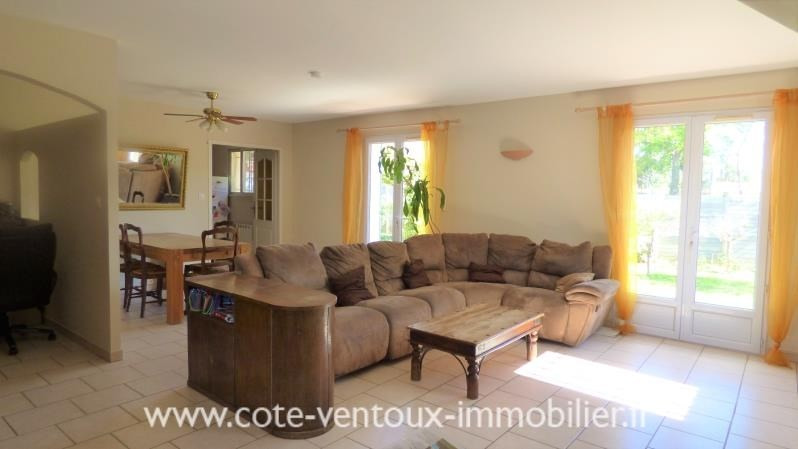 Vente maison / villa Aubignan 325000€ - Photo 3