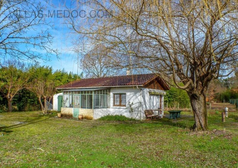 Vente maison / villa Lesparre medoc 139500€ - Photo 2