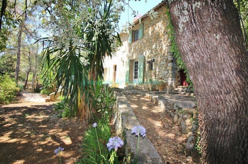 Vente maison / villa Saint cezaire sur siagne 450000€ - Photo 1