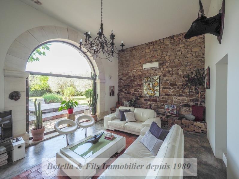 Verkoop van prestige  huis Uzes 997000€ - Foto 8