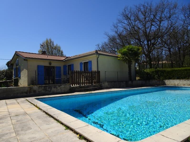 Vente maison / villa Ste foy de peyrolieres 299250€ - Photo 1