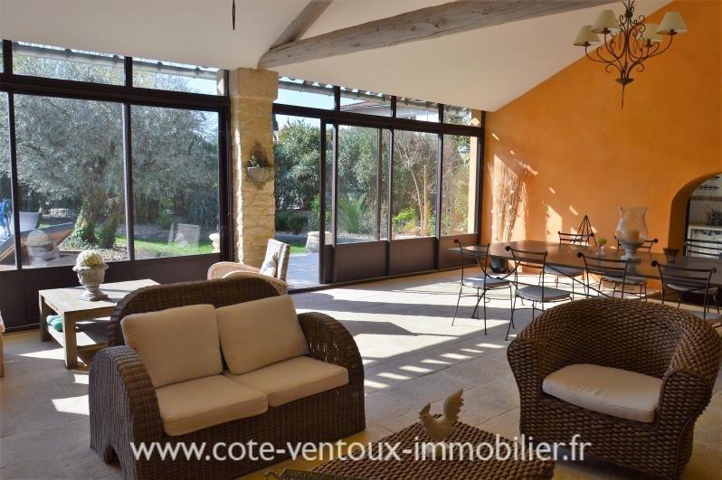 Deluxe sale house / villa Monteux 945000€ - Picture 2
