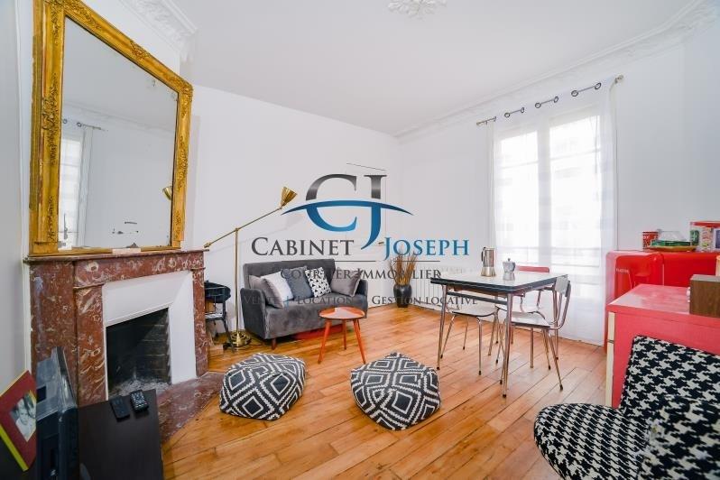 Sale apartment Paris 20ème 510000€ - Picture 2