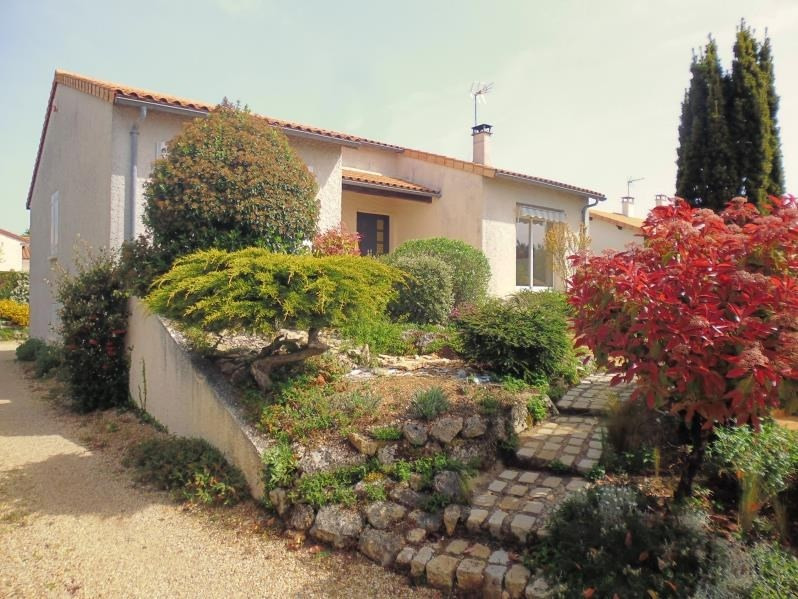 Investment property house / villa Poitiers 249000€ - Picture 2