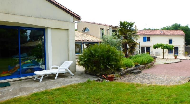 Vente maison / villa Azay le brule 478400€ - Photo 2