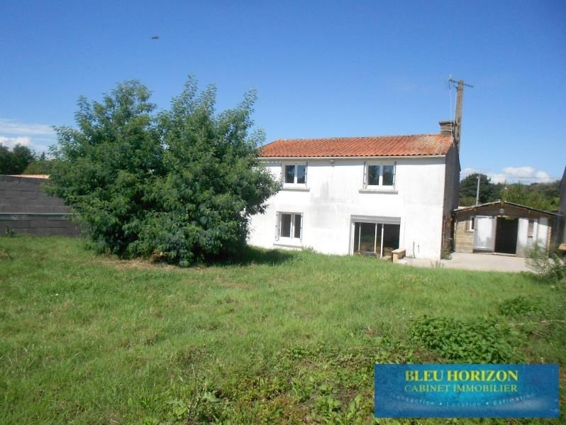 Vente maison / villa Villeneuve en retz 117000€ - Photo 1