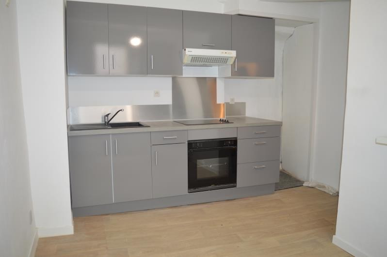 Rental house / villa St maximin la ste baume 520€ CC - Picture 1
