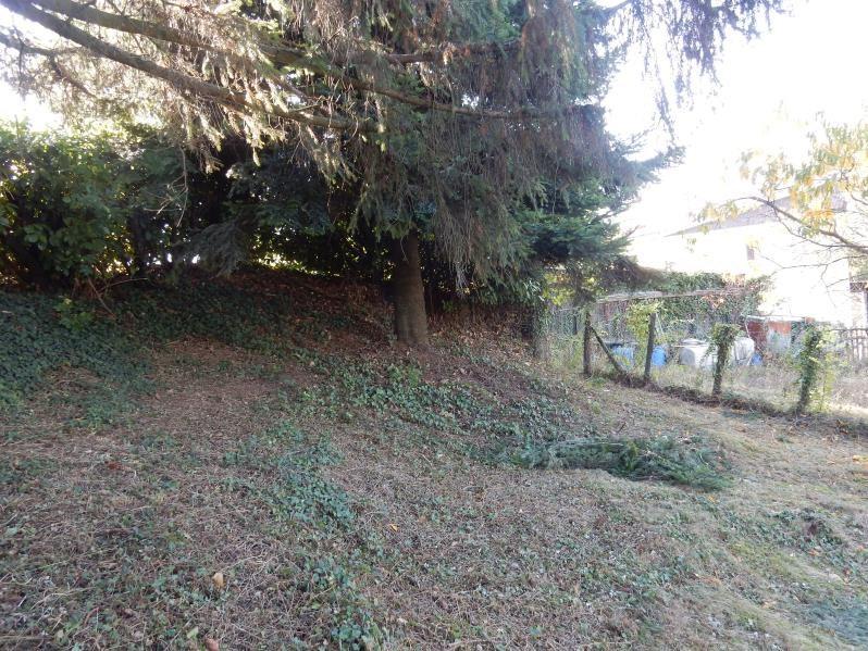 Venta  terreno Vienne 158000€ - Fotografía 3
