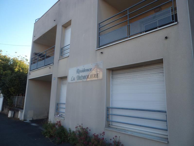 Produit d'investissement appartement Cholet 78840€ - Photo 1