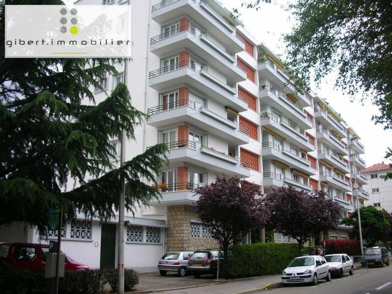 Rental apartment Le puy en velay 545€ CC - Picture 1