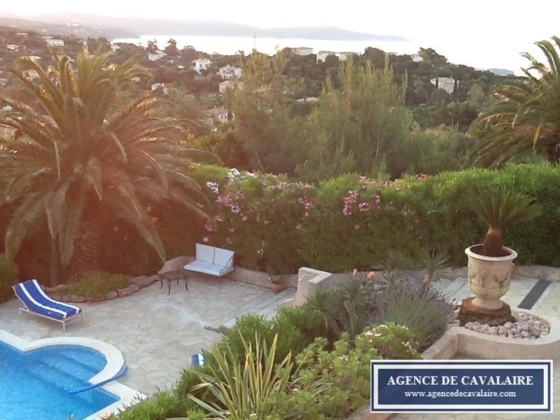 Deluxe sale house / villa Cavalaire sur mer 775000€ - Picture 2
