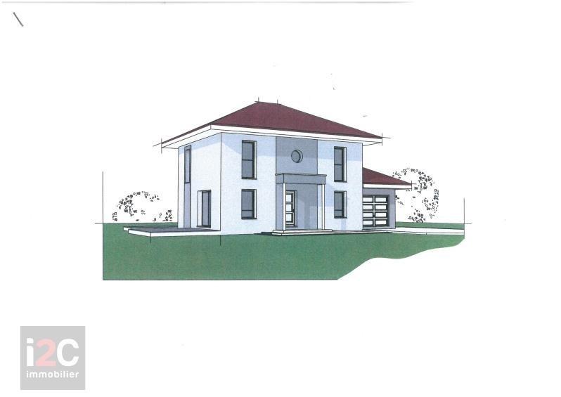 Venta  casa Chevry 500000€ - Fotografía 1