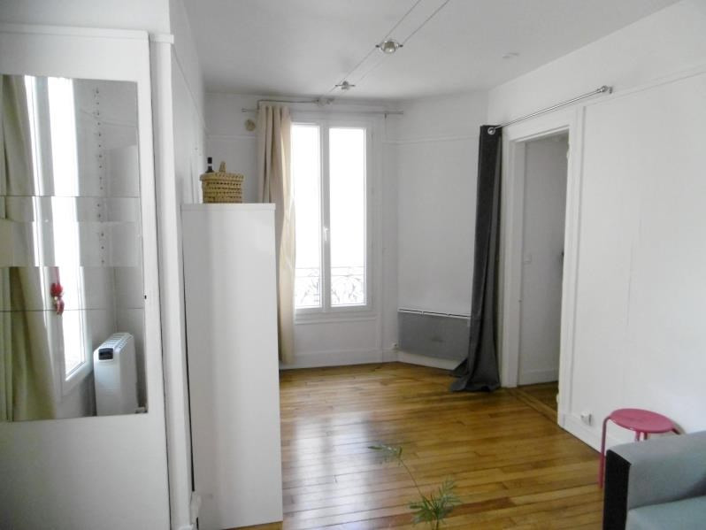 Rental apartment Levallois 850€ CC - Picture 2