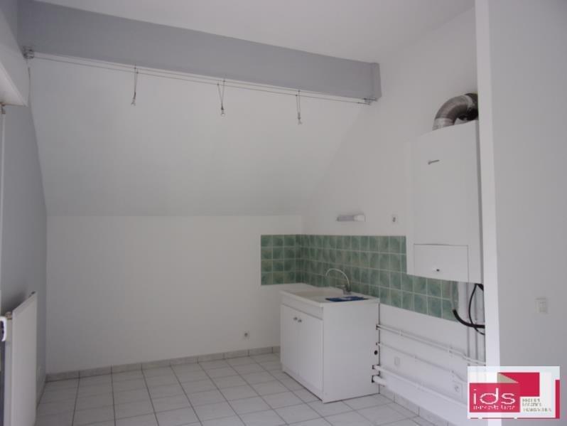 Rental apartment Challes les eaux 615€ CC - Picture 2