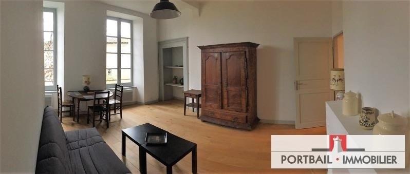 Location appartement Blaye 485€ CC - Photo 1