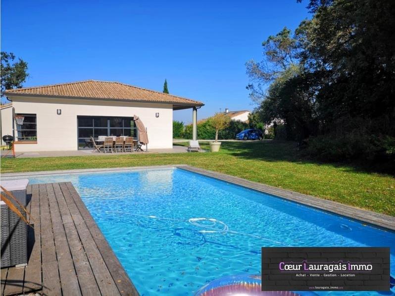 Vente de prestige maison / villa Lavalette 615000€ - Photo 1
