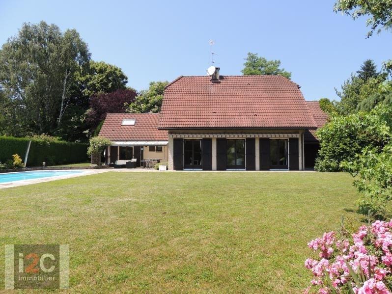 Vente maison / villa Prevessin-moens 980000€ - Photo 12
