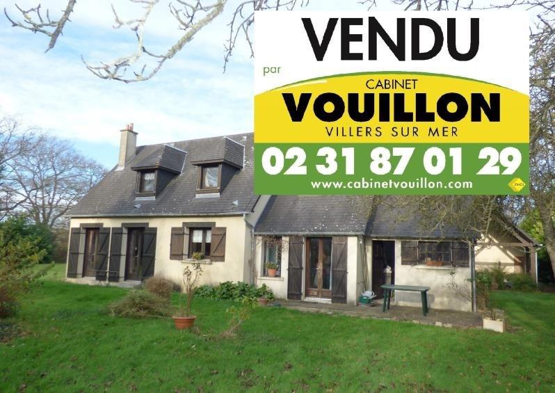 Venta  casa Villers sur mer 235000€ - Fotografía 1