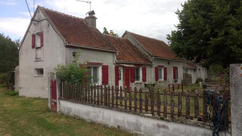 Sale house / villa Lurcy levis 111300€ - Picture 4