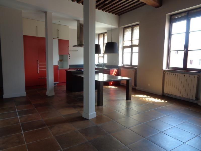 Vente de prestige appartement Lyon 4ème 590 000€ - Photo 3