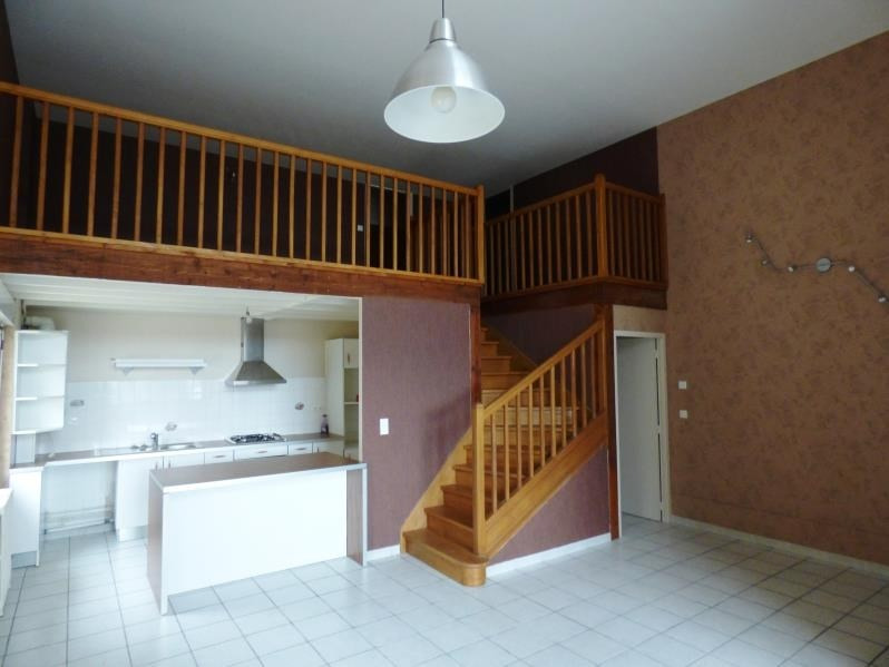 Location appartement Mazamet 580€ CC - Photo 1