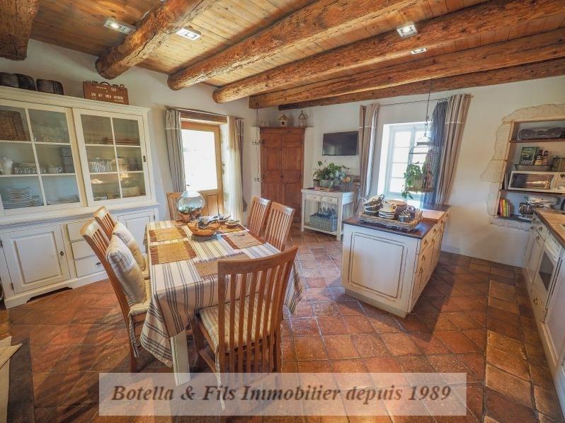 Venta de prestigio  casa Uzes 980000€ - Fotografía 6