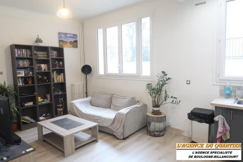 Rental apartment Boulogne billancourt 1 395€ CC - Picture 1